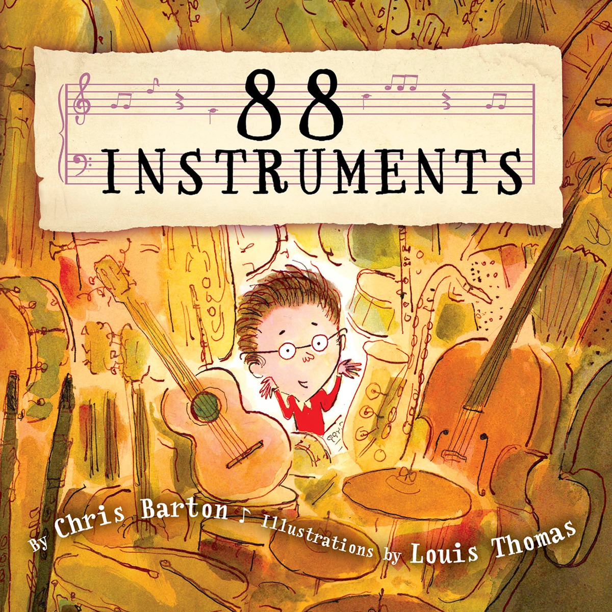 My 88 Instruments and Kwame Alexander's Acoustic Rooster featured by the National Association for Music Education