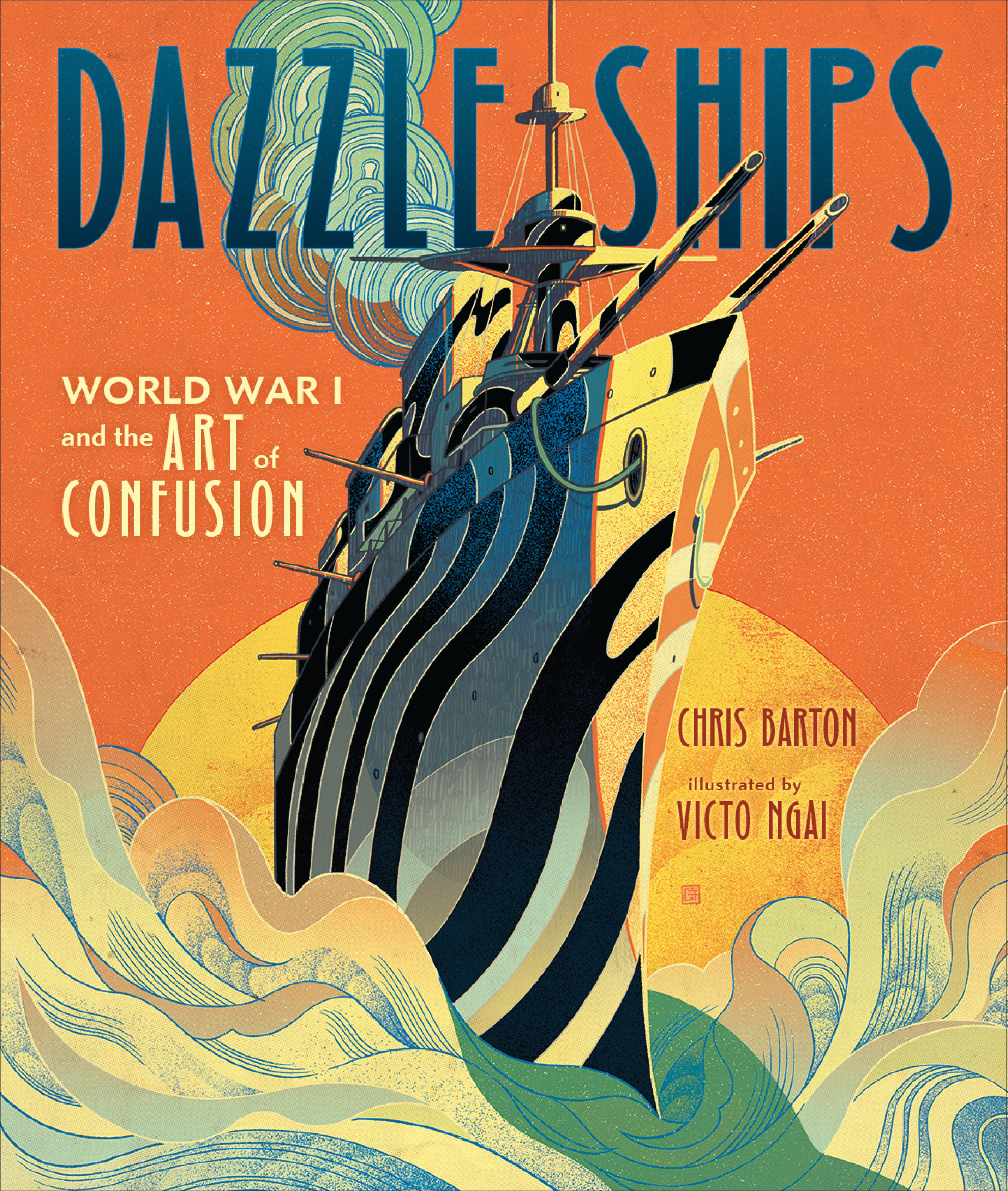 Ask me anything about Dazzle Ships