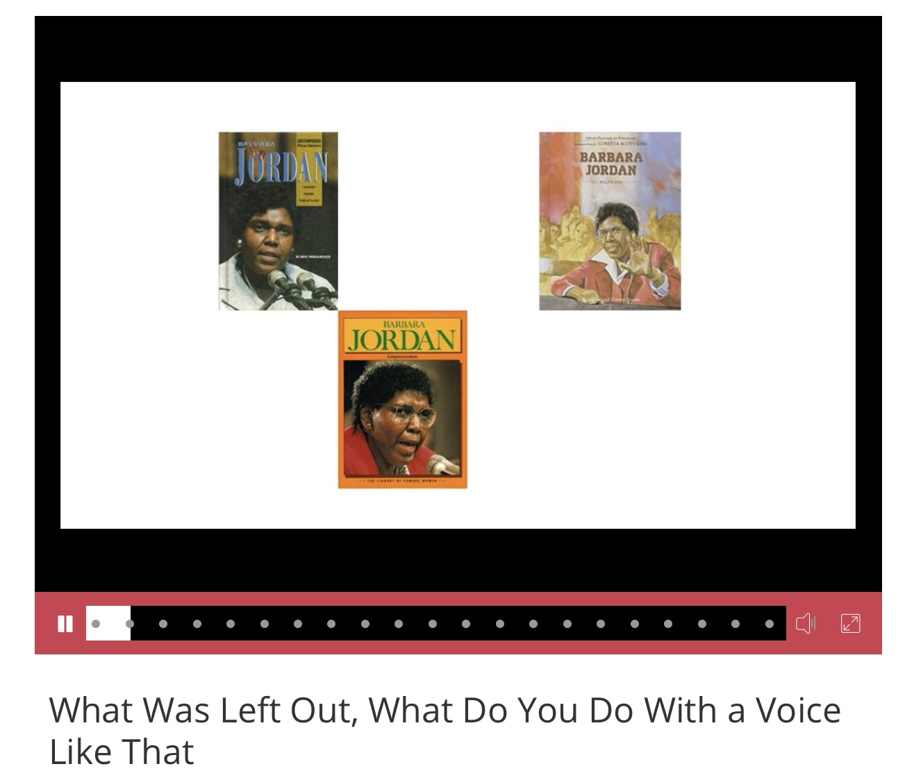 """""""What was Left Out, Powered by PechaKucha,"""" from TLA 2019"""