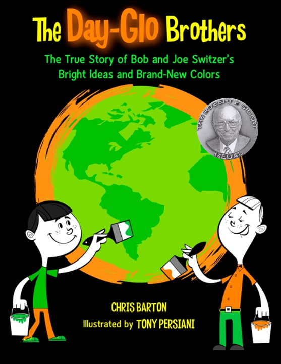 The True Story of Bob and Joe Switzer's Bright Ideas  and Brand-New Colors