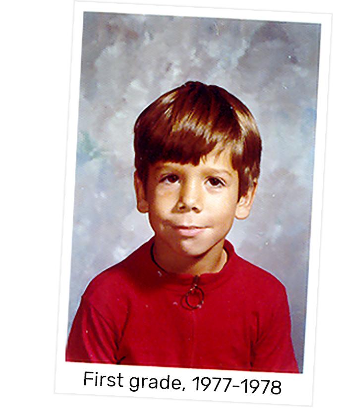 First Grade, 1977-1978