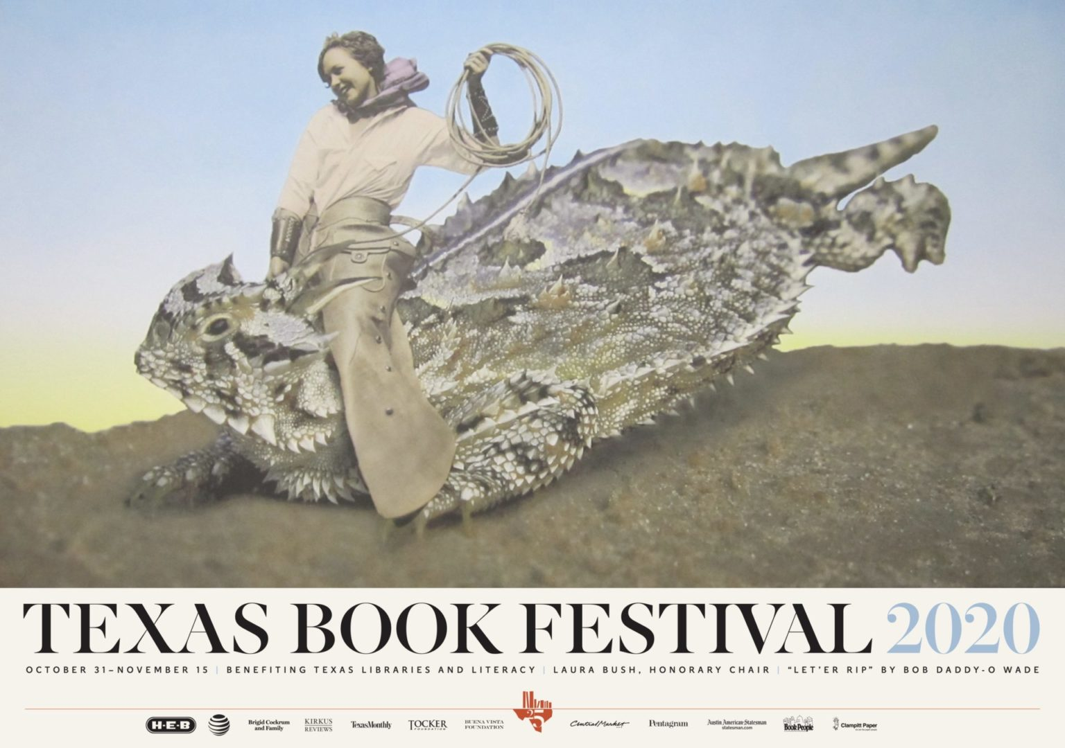 Fire Truck vs. Dragon is coming to the 2020 Texas Book Festival!