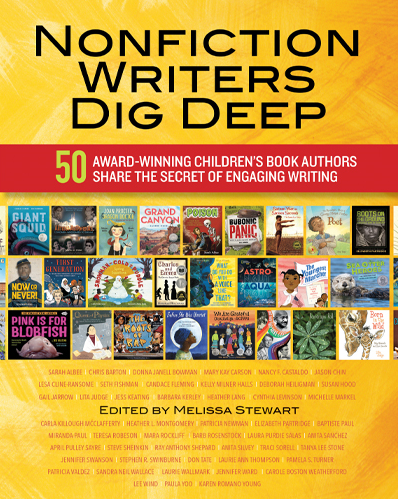 Coming soon (from me and 49 other authors): Nonfiction Writers Dig Deep