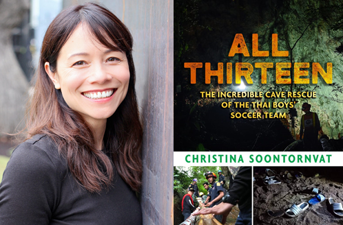 """To understand how everything unfolded with the rescue, you need to first understand elements of Thai culture, customs, and religious life."" (2-question Q&A and giveaway for October 2020)"