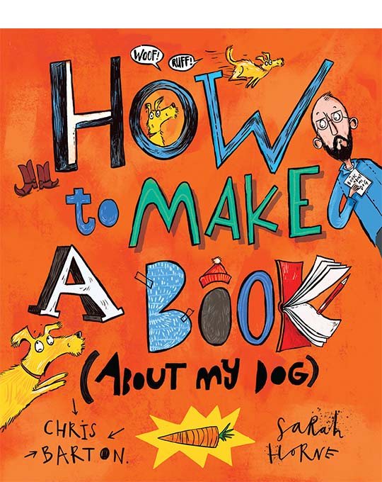 """""""A master class in how to make a picture book."""""""